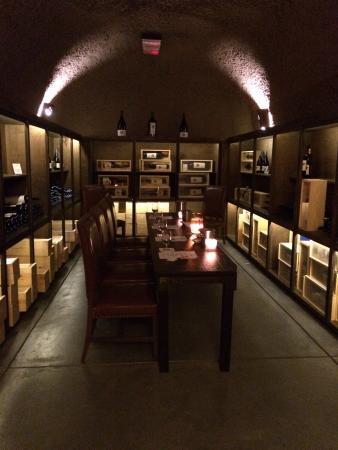 Wine Cave Tours In Sonoma
