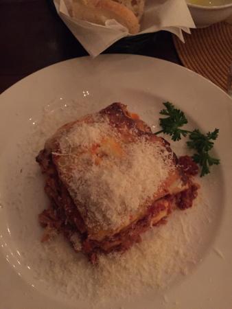 Boccaccia: Lasagna