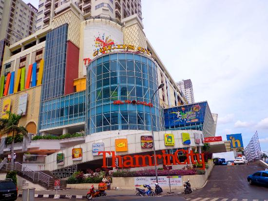 Thamrin City Trade Mall