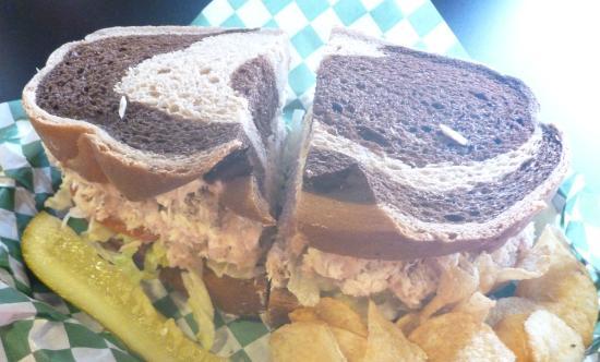 Shamus's Sandwich Shoppe: Deadliest Catch...