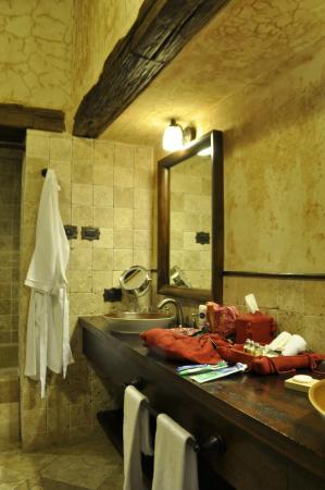 El Convento Boutique Hotel: Bathroom