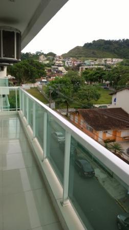 Angra Beach Hotel : Sacada