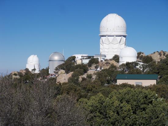 Kitt Peak National Observatory: Kitt Peak observatory