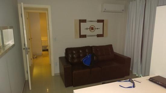 Angra Beach Hotel : Sala