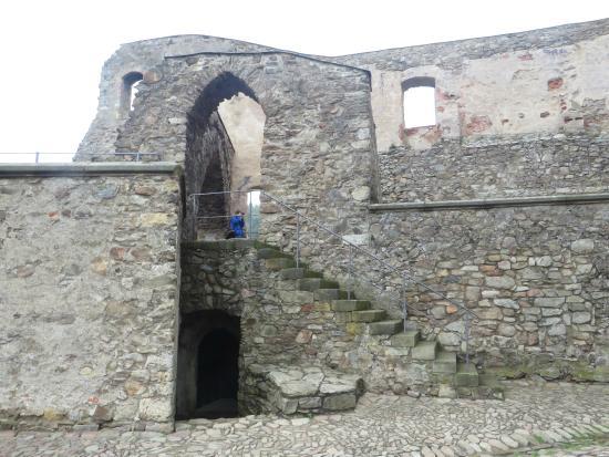 Lauenstein, Almanya: Het oudste gedeelte uit de vroege middeleeuwen