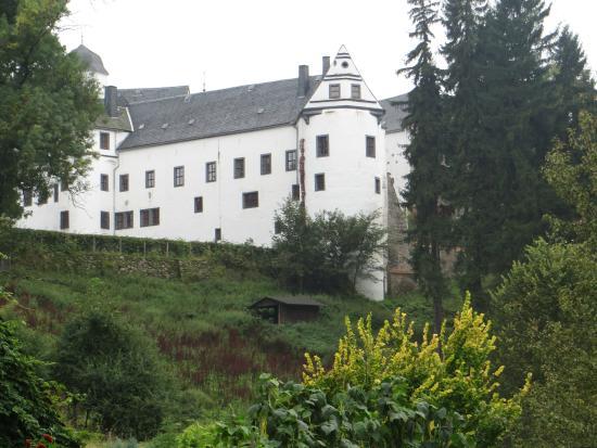 Osterzgebirge Museum Schloss Lauenstein