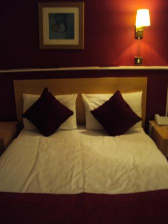 The Castlefield Hotel : In the double room
