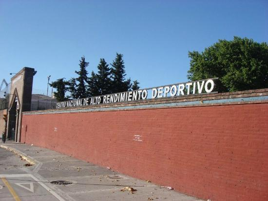 Centro Nacional De Alto Rendimiento Deportivo- CeNARD