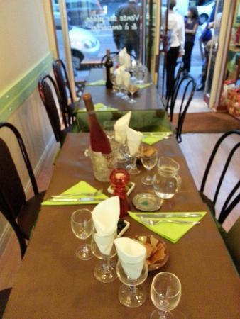 Restaurant la maison du liban dans versailles avec cuisine for Maison prefabriquee liban