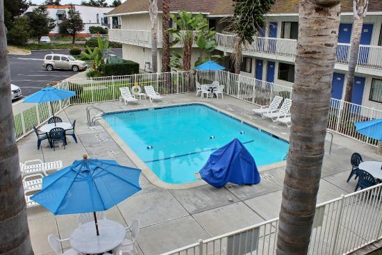 Motel 6 Pismo Beach: Pool