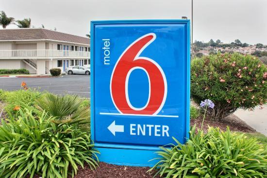 Motel 6 Pismo Beach: Exterior