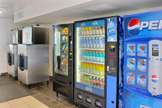 Motel 6 Pismo Beach: Vending