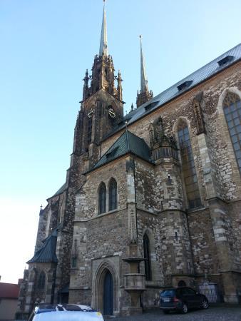Brno, República Checa: vista