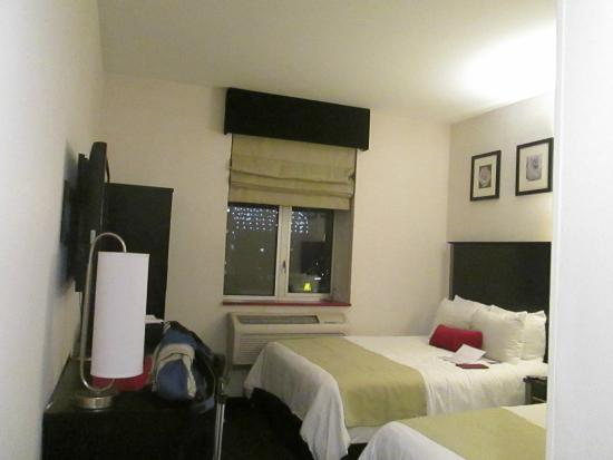 36 Hudson Hotel: Room