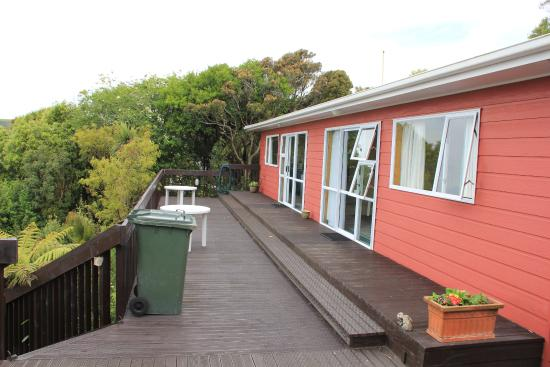 Nugget View & Kaka Point Motels: Room Access