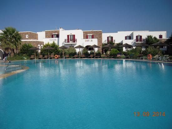 Aegean Land : Hotel with Pool