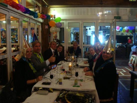 Foto de restaurante grill el cenador puerto rico - Restaurantes para fin de ano ...