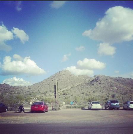 Silly Mountain Park: Parking View