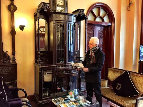 Pei Mansion Hotel: Lobby