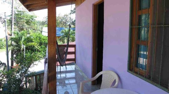 Hostel Matilori: Balkon