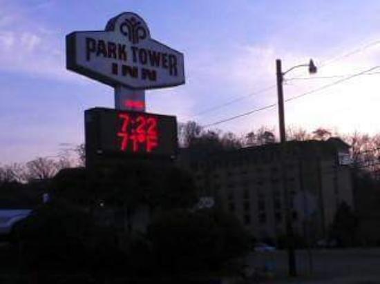 Park Tower Inn: great times