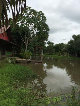 Mahatu Guest House & Hostel: Entrada