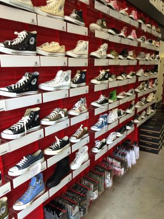 Phuket By, Thailand: Converse store