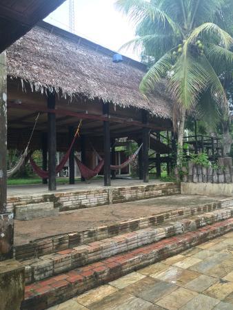 Mahatu Guest House & Hostel: Zona de descanso