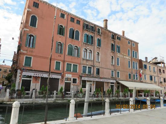 our room picture of hotel olimpia venice venice tripadvisor. Black Bedroom Furniture Sets. Home Design Ideas