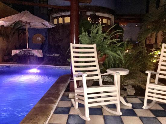 La Islita Boutique Hotel: Lobby and pool