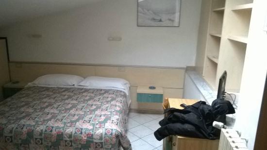 Hotel Villa il Castagno : camera