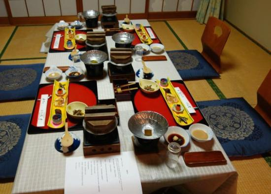 Marui Ryokan: This was Just One Course!