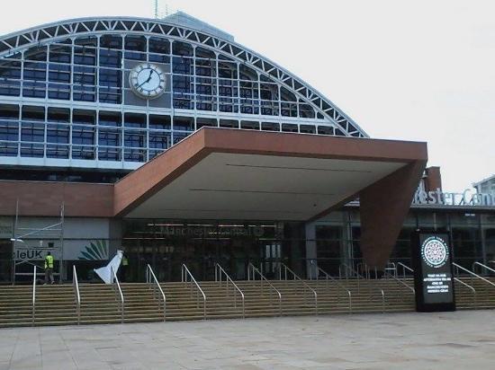 Manchester Central: Moc zajímavé