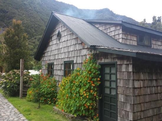 Parque Pumalin - Cabanas Caleta Gonzalo : Kiosco