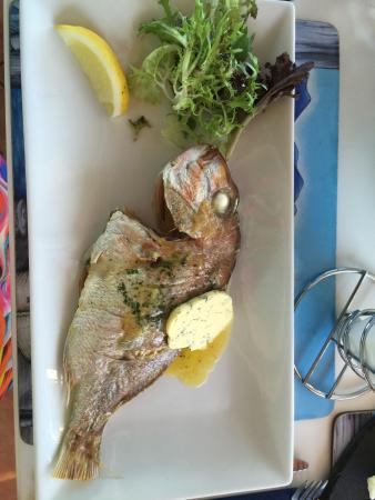 Slipway on Wallis: Whole Baked Fish