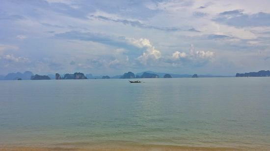 Holiday Resort Koh Yao Noi: view from resort