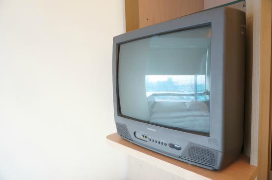 Rambler Oasis Hotel: 房內電視