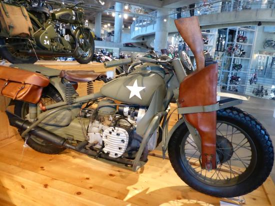 Barber Vintage Motorsports : ... exhibits - Picture of Barber Vintage Motorsports Museum, Birmingham