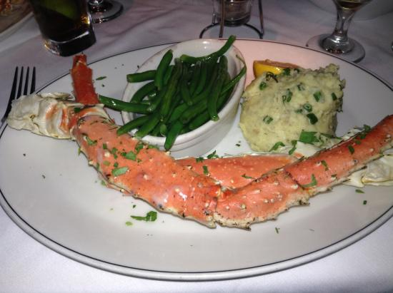 Truluck's Restaurant : Alaskan King Crab