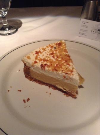 Truluck's Restaurant : Key Lime Pie