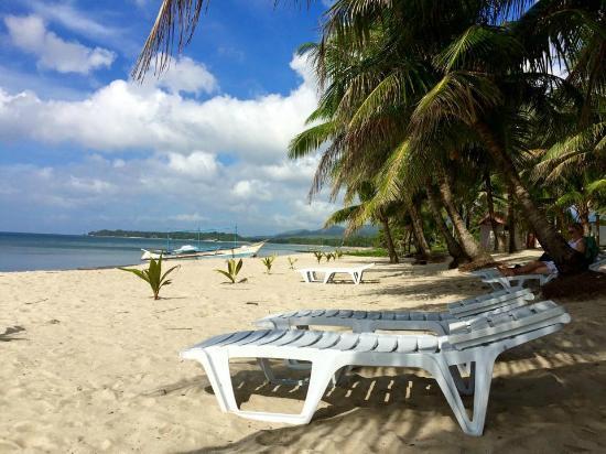 Phaidon Beach Resort White