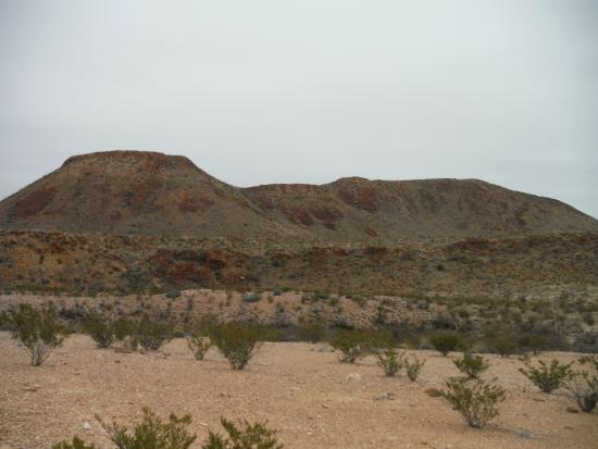 Maverick Ranch RV Park: view from site
