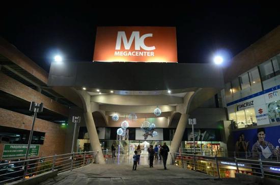 Centro Comercial Megacenter