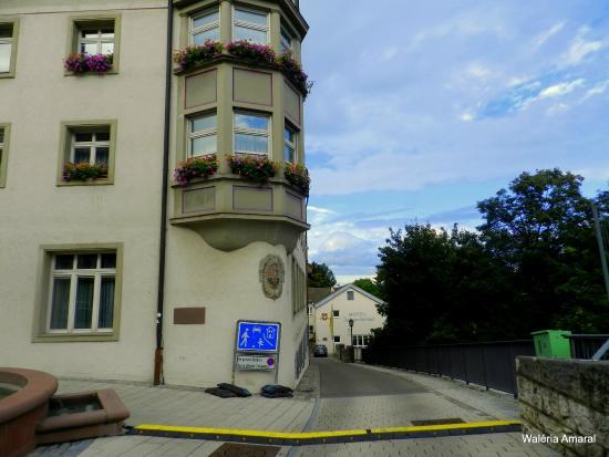 Ringhotel Johanniterbad: Entrada para o hotel