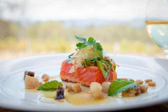 Spicers Vineyards Estate: Delicious Menus at Restaurant Botanica