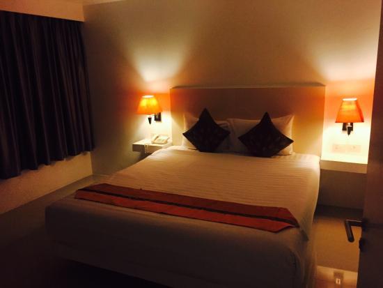 Grand Sunset Hotel: 部屋