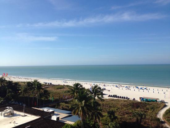 The Surf Club of Marco : View from the 8th floor