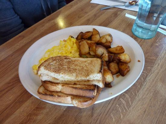 Cowgirl Cafe: Breakfast