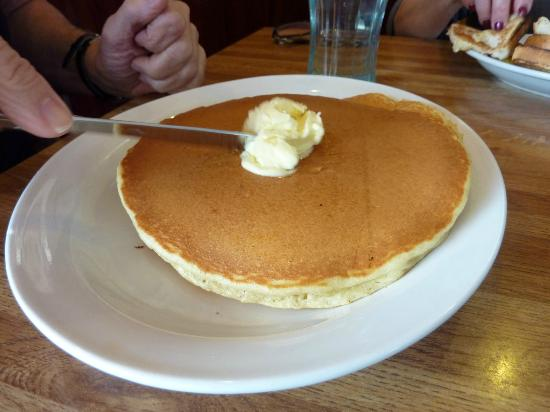 Cowgirl Cafe: Pancakes