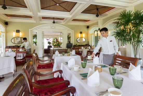 La Belle Epoque at The Luang Say Residence: Indoor Dining Room
